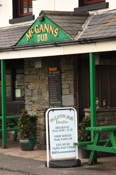 Doolin, Ireland: Good food and fun live music
