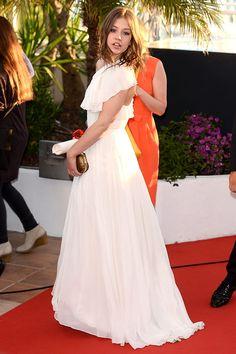 Festival Internacional de Cine de Cannes 2013 alfombra roja red carpet photocall - Adele Exarchopoulos