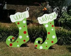 48 Grinch Christmas Yard Art Decoration by WoodArtandSuch on Etsy