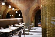 Icha Chateau restaurant by Spacemen, Shanghai – China Bar Design Awards, Interior Design Awards, Luxury Restaurant, Restaurant Bar, Restaurant Design, China Tea House, Retail Design, Shanghai, Disneyland
