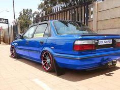 Corolla Twincam, Toyota Corolla, Honda Accord, Slammed, Jdm, Wheels, Swag, Lovers, Vehicles