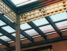 clear polycarbonate roof sheeting