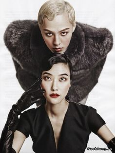 G-Dragon для Vogue Korea