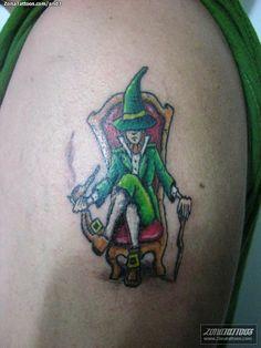 Foto tatuaje Duendes, Fantasía