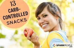 13 Carb-Controlled Snacks