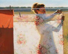 Jeffrey Larson - Rose Print, 2000