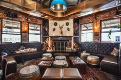 10 of Cape Town's Top Restaurants with Fireplaces