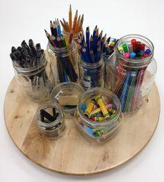 Our Reggio Emilia-Inspired Classroom Transformation: Quality Art Materials