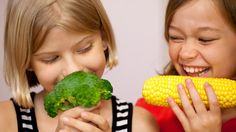Get Kids to Eat Their Vegetables—Really! - Grandparents.com