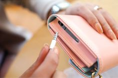 New Multifunctional Envelope Wallet Purse Phone Case for Iphone 4 4S Galaxy SII | eBay