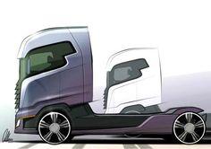 Ev Truck, Electric Truck, Future Trucks, Air Fighter, Truck Design, Car Sketch, Transportation Design, Automotive Design, Cool Trucks