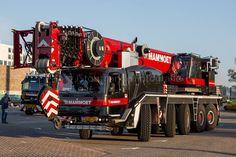Heavy Mobile Crane Manitowoc Cranes, Cranes For Sale, Crawler Crane, Heavy Weight Lifting, Navi, Heavy Machinery, Heavy Truck, Heavy Equipment, Big Trucks