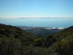 Santa Barbara Hiking Trails