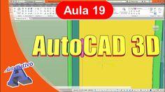 Curso de AutoCAD 3D - Aula 19/25 - Parametrização - Autocriativo