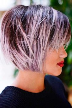 Layered Bob Haircuts for Super Sexy Look ★ See more: http://lovehairstyles.com/sexy-layered-bob-haircuts/