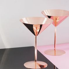 Copper Rose Cocktail Glass - shop by recipient