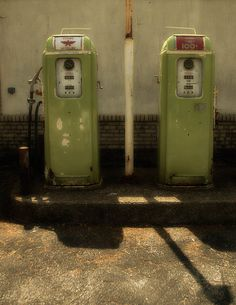 gas pumps, Cold Spring, NY