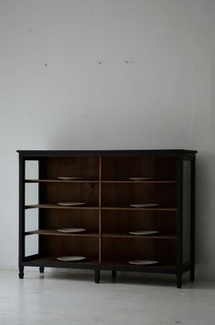 antique shelvings