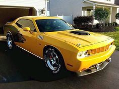 Just A Car Guy : well done new Challenger looking like a perfect descendant of the original era musclecar Barracuda