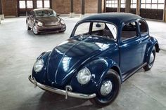 Arguably the most iconic car ever is named after an insect – and certainly looks the part. Hitler's ... - Volkswagen