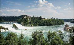 #Rheinfall am #Bodensee