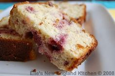 // raspberry lime yoghurt pound cake  Want tom imitate All Good Things!