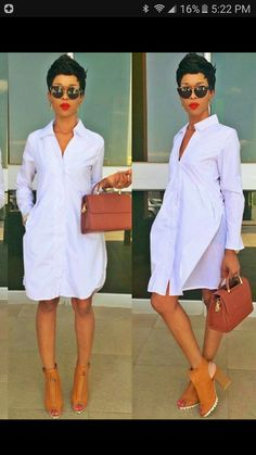 Source by Curvy Outfits, Classy Outfits, Casual Outfits, Fashion Outfits, Womens Fashion, Fashion Fall, Dress Fashion, All White Party Outfits, All White Outfit
