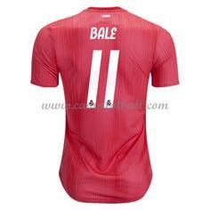 Real Madrid Fotballdrakter 2018-19 Gareth Bale 11 Tredjedrakt Bale 11, Gareth Bale, Real Madrid