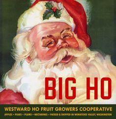 Big Ho Santa