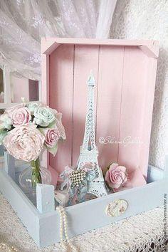 Paris Shabby Chic Vignette