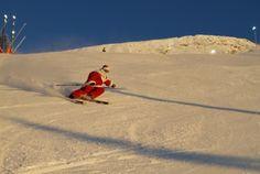 JULEREJSER: I år tager flere danskere end tidligere på skiferie i Sverige i julen, viser svenske bookingtal fra skidestinationerne. #ski #skiferie