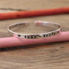 Personalised children's bracelets £45