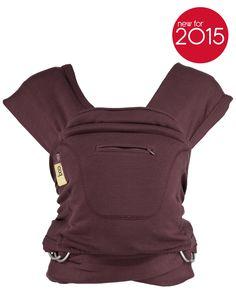 052dd5e3e148 huckleberry caboo Caboo Baby Carrier, Baby Carriers, Sling Backpack, Baby  Wearing, Huckleberry