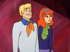 Fred and Daphne: They had to be a couple. I always thought there was something between them.