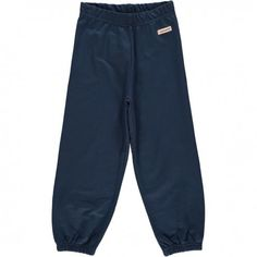 Pants basic, dark blue, Maxomorra