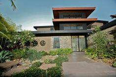 Bendel-Daniels House - asian - exterior - san diego - Silva Studios Architecture