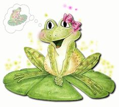 Funny Frogs, Cute Frogs, Cute Baby Cartoon, Frog Pictures, Love My Sister, Frog Art, Reptiles, Frog And Toad, Cute Friends