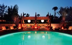 Welcome To The Parker Palm Springs