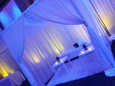 Cabana Lounge Furniture Pipe and Drape InStyle Event Planning San Diego Wedding Planner Lounge Party, Wedding Lounge, Hard Rock Hotel, Wedding Themes, Wedding Decorations, Wedding Ideas, Pipe And Drape Backdrop, Craft Booth Displays, Hookah Lounge