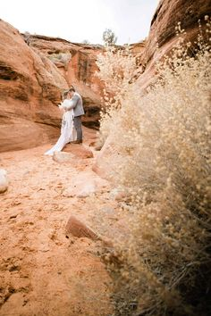 This insanely epic Slot Canyon Elopement in Arizona is the perfect inspiration for all your boho desert vibe elopement dreams! Slot Canyon, Arizona, Dreams, Intimate Weddings, Best Artist, Natural Wonders, Antelope Canyon, Boho Wedding