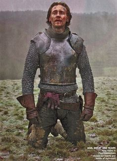 The Hollow Crown: Henry V (Tom Hiddleston)
