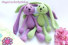 LOVE LAVENDER & LIGHT GREEN by Vickie Wade on Etsy