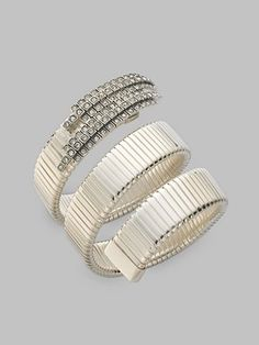 Ca & Lou  Snake Coil Bracelet
