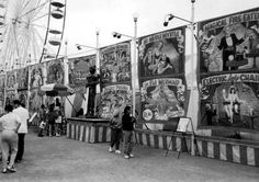 Kansas State Fair - Historic Shows