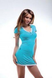 saxana_Košieľka Virginia tyrkysová Shapewear, Virginia, Product Description, Beauty, Dresses, Fashion, Vestidos, Moda, Fashion Styles