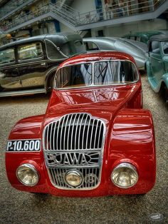 Old Vintage Cars, Vintage Trucks, Gilles Villeneuve, Gt Cars, Unique Cars, Retro Cars, Car Car, Sport Cars, Exotic Cars