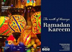 Wishing you a peaceful and blessed Ramadan.  #sheratongrandjakarta #greetings #Ramadan #culture #sheraton #spg #spglife