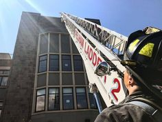 FEATURED POST @villageofpelhamnyfiredept - As Pelham students are getting ready for the upcoming school year so are we. All summer we have taken advantage of school being out of session to train on our middle school and high school to provide students teachers and staff the best protection possible. Here FF Melendez is practicing placing Ladder 2 to different parts of the middle school. We are always prepared to deploy our personnel and our equipment in the event of an emergency at the…