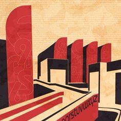 BAUHAUS | DESIGNER | WALTER GROPIUS | 1883 - 1969