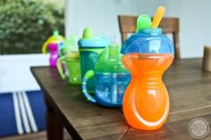 The Best Sippy Cups